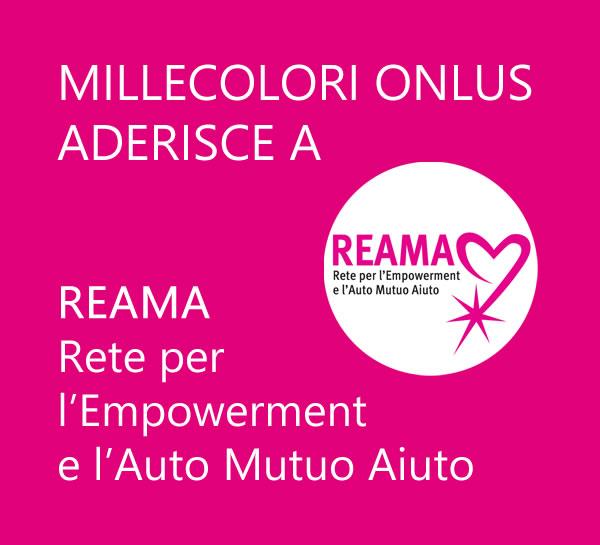 REAMA - Rete per l'Empowerment e l'Auto Mutuo Aiuto - Sportello Antiviolenza online
